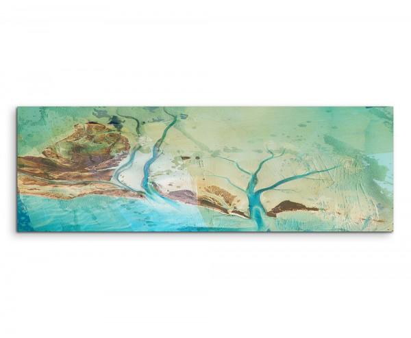 Abstraktes Panoramabild 543 150x50cm