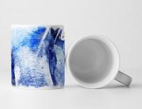Sitting Elephant Tasse als Geschenk,  Design Sinus Art