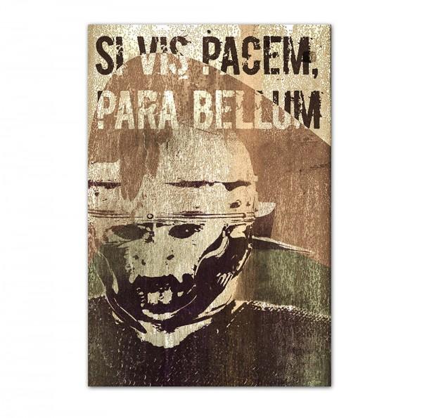 Si vis pacem para bellum, Art-Poster, 61x91cm