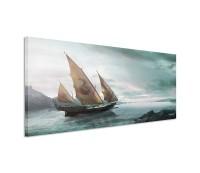 Fantasy Ship 150x50cm