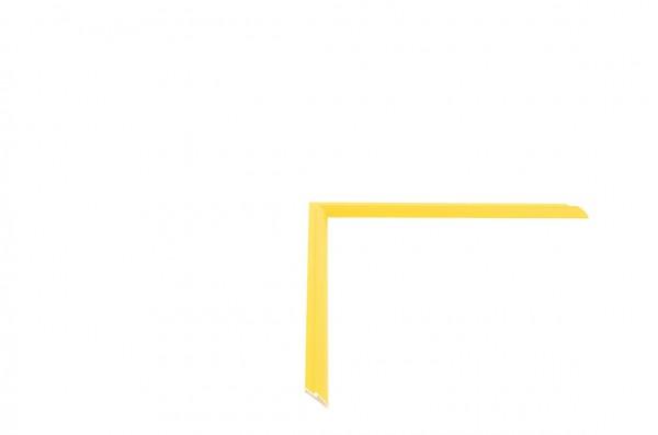 Echtholz Bilderrahmen CONFETTI - Einlegeleiste Yellow