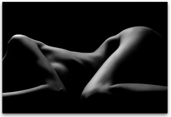Sexy Körper Wandbild in verschiedenen Größen