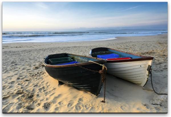 Fischerboot Wandbild in verschiedenen Größen