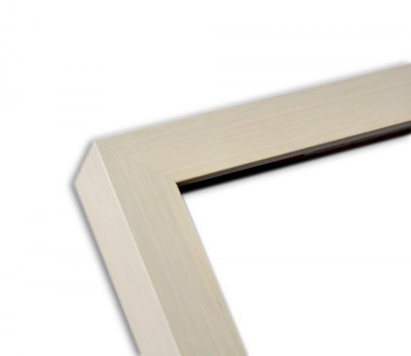 Moderne Blockleiste dezent weiß lasiert