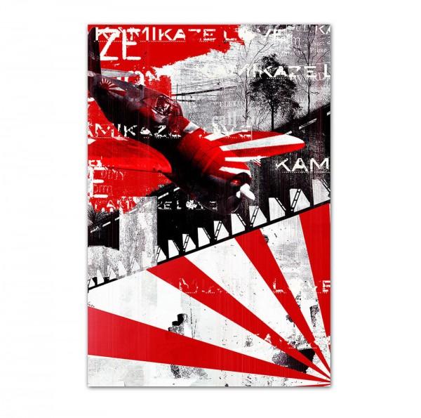 Kamikaze, Art-Poster, 61x91cm