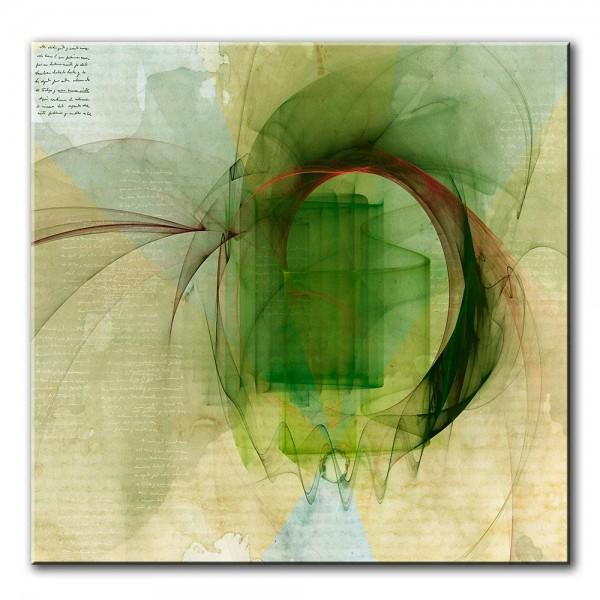 Harmonie, abstrakt, 60x60cm