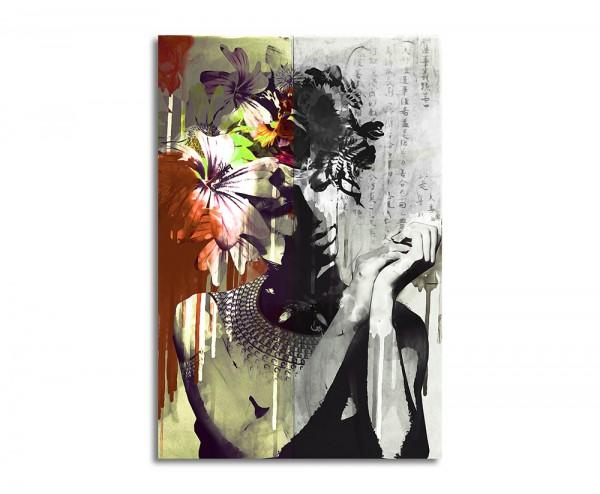 Flower Girl, 180x120cm