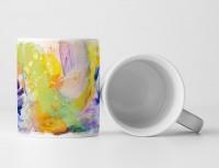 Wasserball Tasse als Geschenk,  Design Sinus Art
