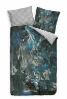 Bettwäsche Set 135x200 cm + 80x80cm hochwertige Atmungsaktive Hypoallergen