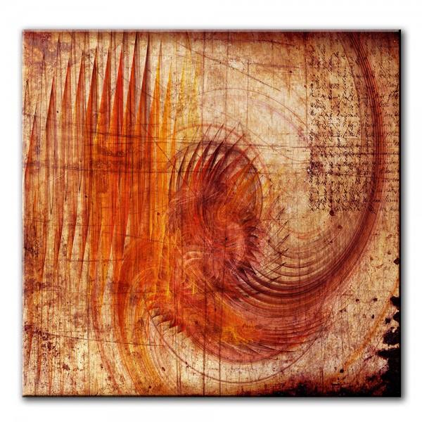 Süße Ängste, abstrakt, 60x60cm