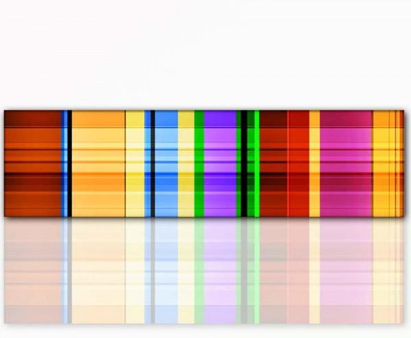 color scheme 2b - 140cmx40cm