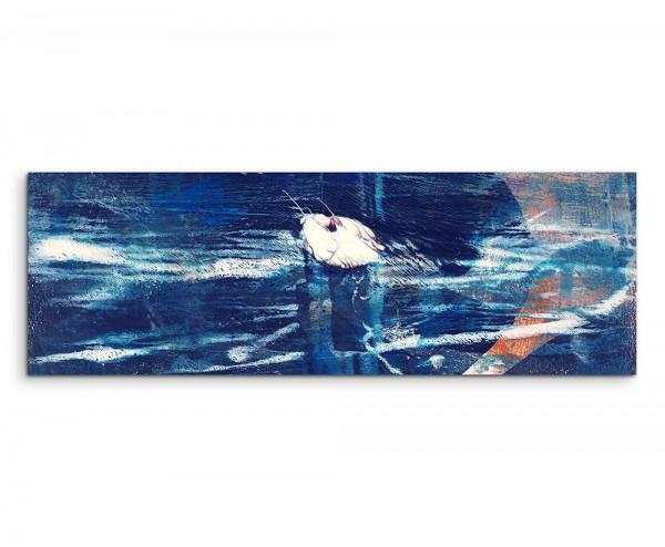 Abstraktes Panoramabild 953 150x50cm
