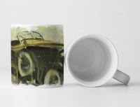 Auburn Speedster Tasse als Geschenk,  Design Sinus Art