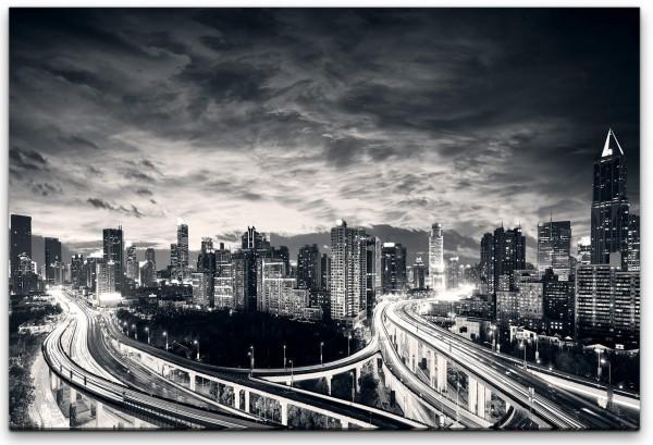 Shanghai Wandbild in verschiedenen Größen