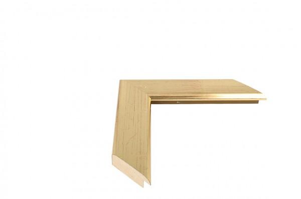 Echtholz Bilderrahmen NORDIC - Gold