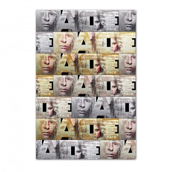 Face, Art-Poster, 61x91cm