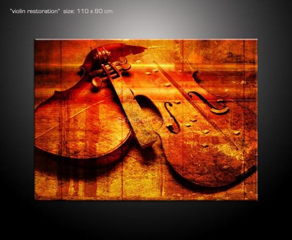 violin restoration