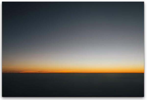 Sonnenuntergang Wandbild in verschiedenen Größen