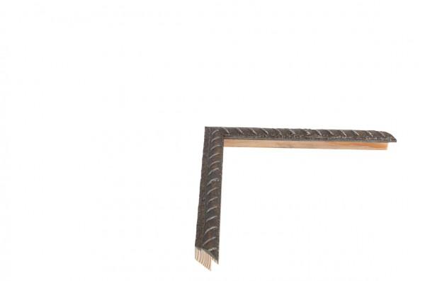 Echtholz Bilderrahmen ANVIL - Rebar, aged steel