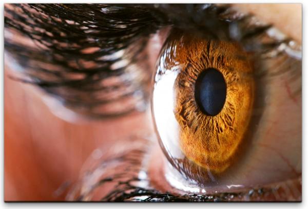 Auge Wandbild in verschiedenen Größen