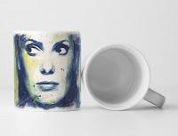 Catherine Deneuve Tasse als Geschenk,  Design Sinus Art