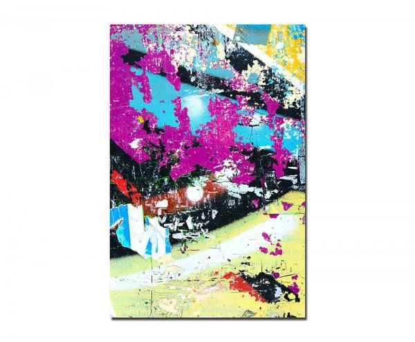 120x60cm Graffiti Farben Poster Plakat abstrakt