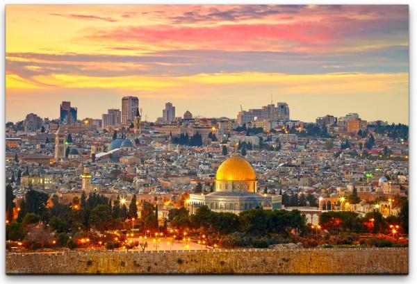 Jerusalem Israel Wandbild in verschiedenen Größen