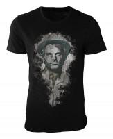 Terence Hill Damen und Herren T-Shirt schwarz / black
