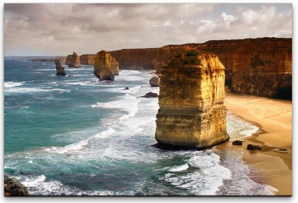 Wunderschöne Australische Landschaft Wandbild in verschiedenen Größen