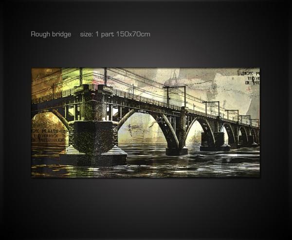 rough bridge