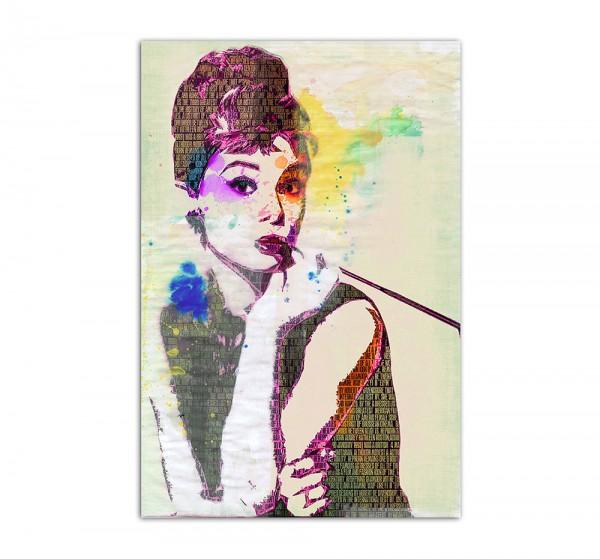 Audrey Hepburn, Art-Poster, 61x91cm