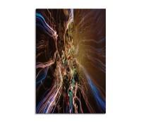 Lights Abstract 90x60cm