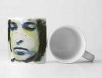 Bob Dylan I Tasse als Geschenk,  Design Sinus Art
