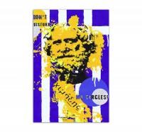 Archimedes, Art-Poster, 61x91cm