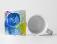 Astronaut Tasse als Geschenk,  Design Sinus Art