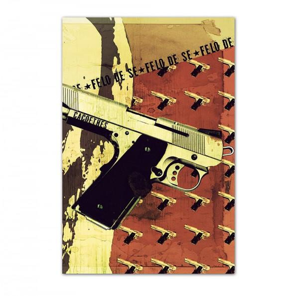 Felo de se, Art-Poster, 61x91cm