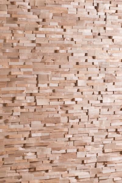 "Holz Naturwand : neues Holz - ""ROSA"""