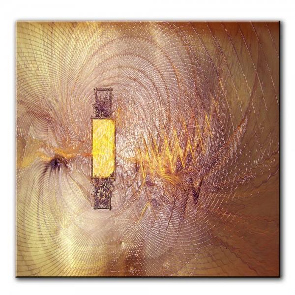 Duft der Betörung, abstrakt, 60x60cm