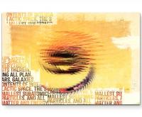 St. Anger - Sinus Art Wandbild auf Leinwand ENIGMA SERIE