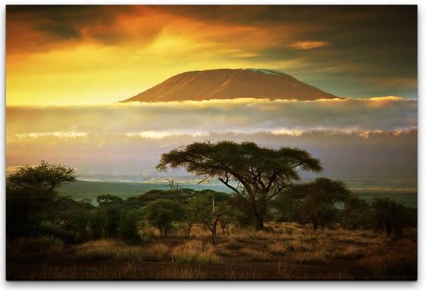 Kilimandscharo Wandbild in verschiedenen Größen
