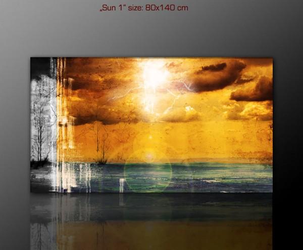 SUN 1 140 x 80 cm