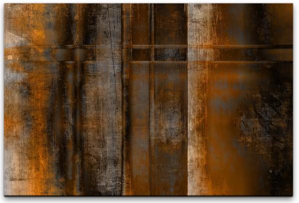 Rostig Wandbild in verschiedenen Größen