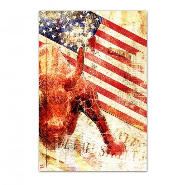 Wallstreet, Art-Poster, 61x91m