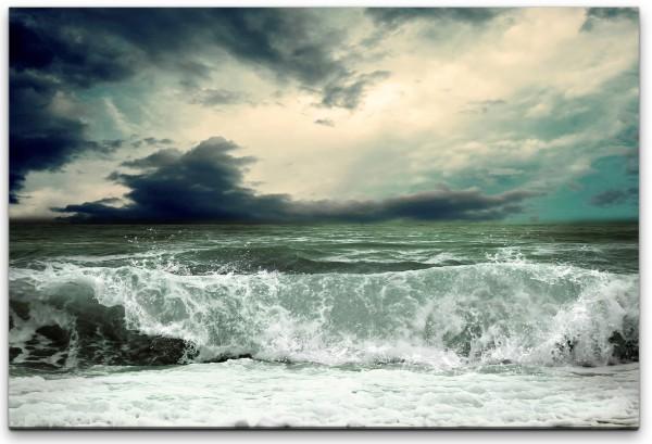 Meere und Ozeane Wandbild in verschiedenen Größen